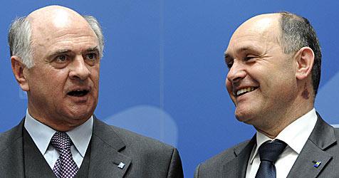 Landtag segnet Sobokta als Vize-Landeschef ab (Bild: APA/Helmut Fohringer)