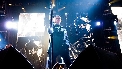 Oasis rockten die Stadthalle (Bild: Andreas Graf)