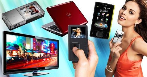 Die Trends der CeBIT 2009