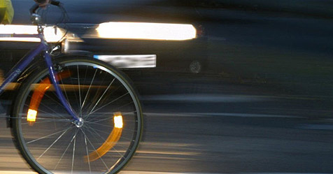 80-jähriger Radfahrer von Pkw erfasst - tot! (Bild: obs/DVR/Dvr)