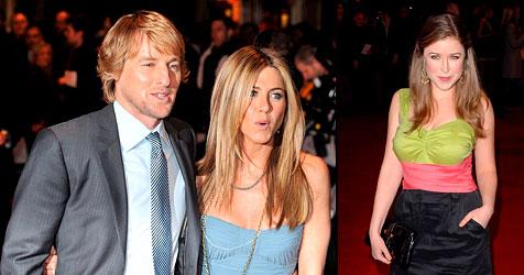 Aniston supersüß, C-Stars mit dem gleichen Kleid