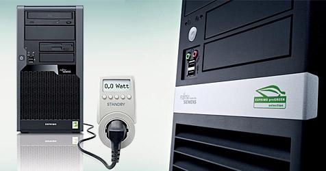 Fujitsu-Siemens zeigt weltweit ersten Null-Watt-PC (Bild: Fujitsu-Siemens)