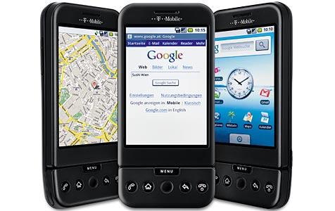 Update bringt neue Funktionen aufs Google-Handy (Bild: T-Mobile)