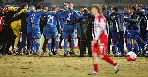 Admira und FC Magna schalten Bundesligisten aus (Bild: APA/AGENTUR DIENER/PHILIPP SCHALBER)