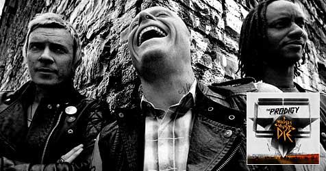 Neuer Lärm von The Prodigy (Bild: Paul Dugdale/ Universalmusic)