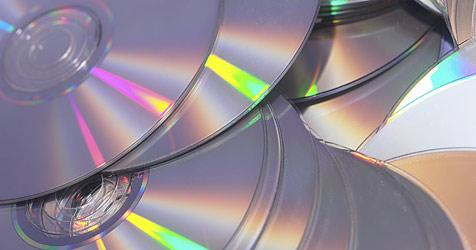 Speicherscheibe für bis zu 2.000 Filme (Bild: © [2009] JupiterImages Corporation)