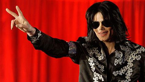Unveröffentlichte Jackson-Aufnahme aufgetaucht (Bild: AP)