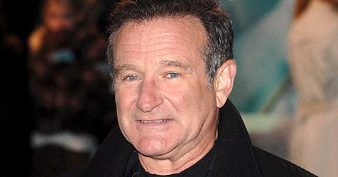 Robin Williams operiert - er scherzt schon wieder