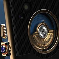 """Erstes Handy mit """"Hybrid-Technologie"""" (Bild: Ulysee Nardin)"""