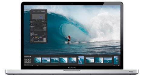 Grafikprobleme auf Apples MacBook Pro (Bild: Apple)