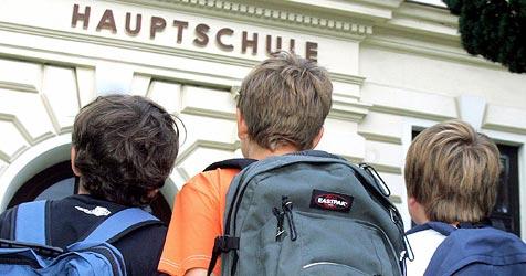 Hauptschule in Pressbaum muss nicht zusperren (Bild: APA/HERBERT PFARRHOFER)