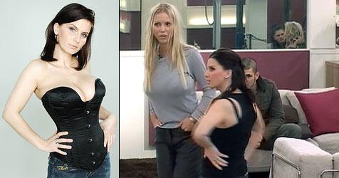 """Konkurrenz für Annina im """"Big Brother""""-Haus (Bild: Endemol)"""