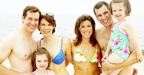 Ohne Streit durch den Familienurlaub (Bild: © [2009] JupiterImages Corporation)