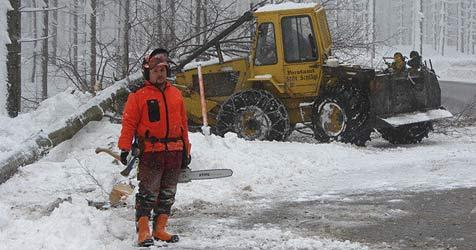 Kein Besucherrekord trotz guter Schneelage (Bild: Hochficht Bergbahnen)