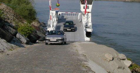 Saisonstart für Donaufähren in NÖ steht bevor (Bild: Brandner Schiffahrt GmbH)