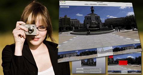 Mit wenigen Klicks zum perfekten Panoramabild