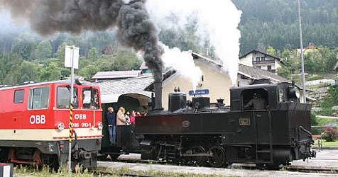 Kleine Bahnlinien sind ernsthaft in Gefahr (Bild: Alex Patitz)