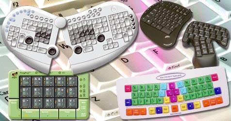 Die verrücktesten Keyboards der Welt