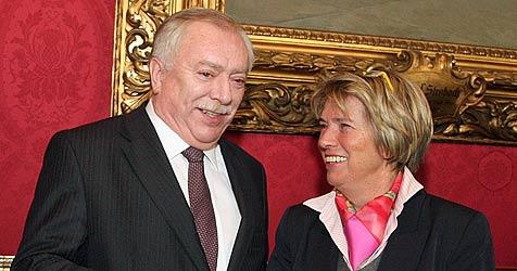 Laska scheidet aus Wiener Stadregierung aus (Bild: apa/Herbert Pfarrhofer)