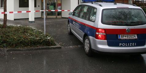 Nächtlicher Einbruch in Mostviertler Bank geklärt (Bild: APA/DIETMAR MATHIS)