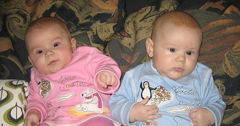 So süß sind unsere Leser-Babys (Bild: privat)
