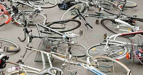 Bis zu 500 Fahrräder gestohlen - Täter gestellt (Bild: A3397 Gero Breloer)