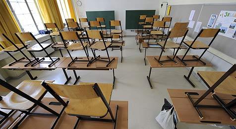 Computer aus Schule gestohlen (Bild: APA-FOTO: ROLAND SCHLAGER)