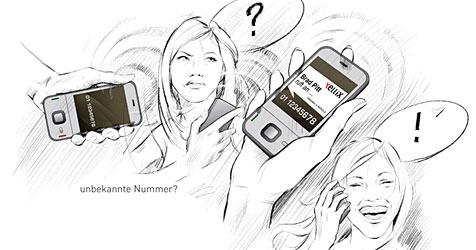 Handysoftware reichert Anrufe mit Zusatzinfos an