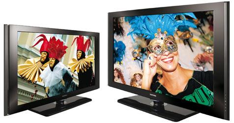 Samsung startet Verkauf neuer LED-Fernseher (Bild: Samsung)