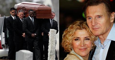 Natasha Richardsons Organe wurden gespendet