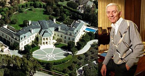 150 Millionen Dollar für Aaron Spellings Villa