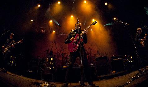Mando Diao live in Wien (Bild: Andreas Graf)