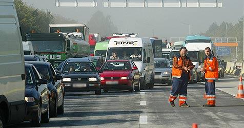 47-Jähriger Pole tot in Pkw aufgefunden (Bild: Jürgen Radspieler)