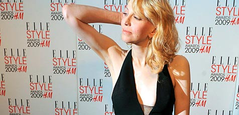 Courtney Love wegen übler Nachrede verklagt (Bild: EPA)