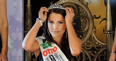 "Gmundnerin in Johannesburg bei ""Miss World""-Wahl (Bild: APA/Rene Van Bakel)"