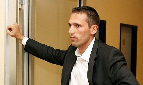 Stefan Matschiner muß in Untersuchungshaft (Bild: APA/Agentur Diener)