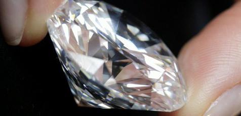 Diamantenpulver schützt Chips vor Überhitzung