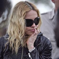 Madonna spendet für Erdbeben-Opfer