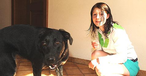 20-Jährige riskiert Leben für schwimmenden Hund (Bild: Hannes Markovsky)
