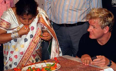 """Inderin will """"schärfste"""" Frau der Welt werden (Bild: AP)"""