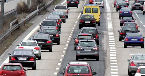 A1 nach Karambolagen zwei Stunden gesperrt