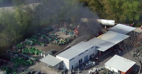 Ausströmender Wasserstoff löste Explosionen aus (Bild: APA/ÖAMTC)