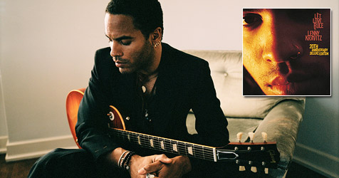 "Lenny Kravitz: ""Let Love Rule"" als Deluxe-Edition"