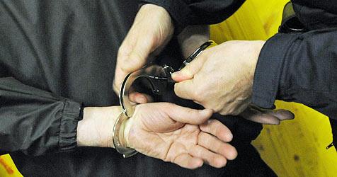 Gesuchter Strafgefangener in Hallein geschnappt (Bild: apa/HELMUT FOHRINGER)