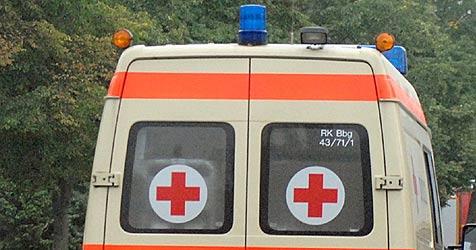 26-Jähriger knallt gegen Baum - Freundin verletzt (Bild: dpa/A9999 Ronald Rinklef)