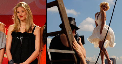 Heidi Klum schickt Larissa nach Hause (Bild: ProSieben/Oliver S.)