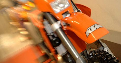 Mattighofener KTM mit neun Millionen Euro Minus (Bild: ktm/apa-ots/Niko Formanek)