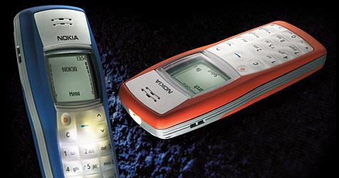 Nokia 1100 kann Kontodaten ausspähen (Bild: Nokia)