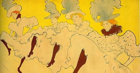 Toulouse-Lautrec begeistert die Massen (Bild: Kunsthalle Bremen ¿ Der Kunstverein in Bremen, Lars Lohris)
