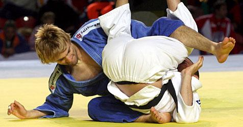Ludwig Paischer holt Silber bei Judo-EM in Wien